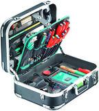 Werkzeugkoffer PRO CHROME WOOD