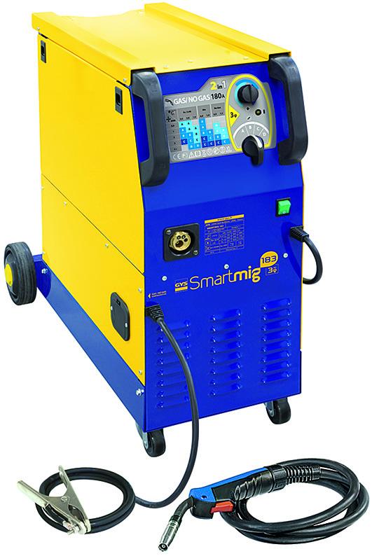 Schutzgas-Schweissgerät GYS SMARTMIG-183