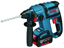 Akku Bohrhammer BOSCH GBH 18 V-EC