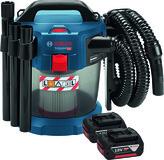 Akku-Nass- / Trockensauger BOSCH GAS 18 V-10 L