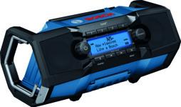 Akku-Baustellenradio BOSCH Click + Go GPB 18V-2 SC