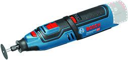 Akku-Rotationswerkzeug BOSCH Click + Go GRO 12 V-35 Solo