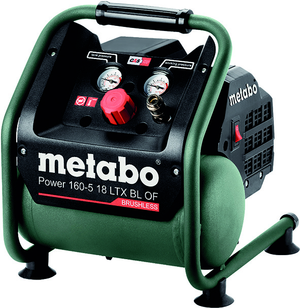 Akku-Kompressor Power METABO 160-5 18 LTX BL OF