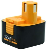 Block-Akkus kompatibel zu PANASONIC