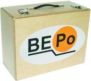 Holzkoffer zu BEPo  UFS 115 N
