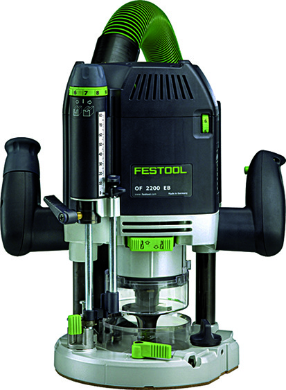Handoberfräsen FESTOOL OF 2200 EB