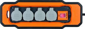 Steckbatterieblock professional LINE IP 54