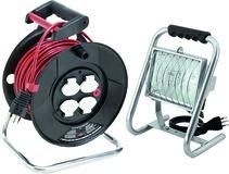 Scheinwerfer und Kabelrolle Elektro-Set LECTRA (CH)