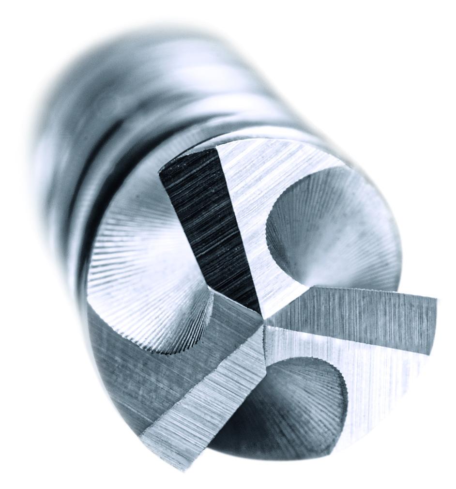 Spiralbohrer-Satz HSS-G 3-CUT
