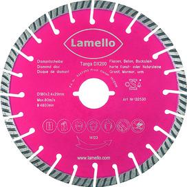 Kreissägeblätter LAMELLO, Diamant-bestückt