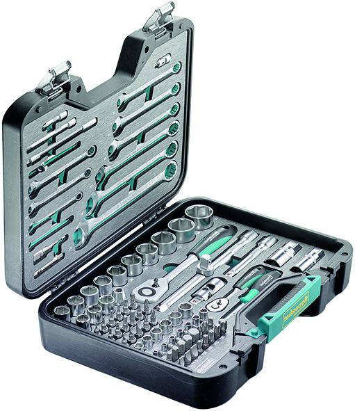 Steckschlüsselsatz Silverline