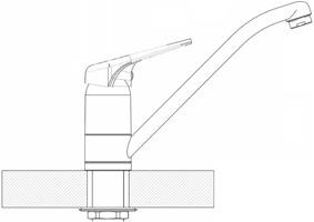 Teleskop-Standhahnmutterschlüssel