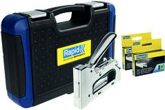 Tacker RAPID R34 Premium Koffer