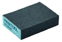 Schleifblöcke FESTOOL Granat 4-seitig