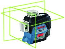3-Linien Laser BOSCH GLL 3-80 CG