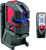Punkt - und Kreuzlinien-Laser LEICA Lino L2P5G