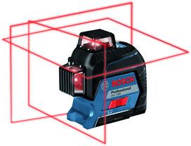 3-Linien Laser-Set BOSCH GLL 3-80