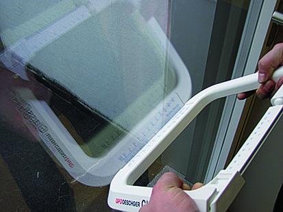 Glasdickenmesser BOHLE GlassCheck
