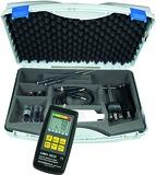 Resistives Materialfeuchte- und Temperaturmessgerät GREISINGER GMH 43830 Set