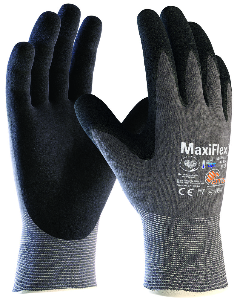Arbeitshandschuhe MaxiFlex® Ultimate™ AD-APT®