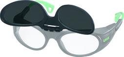 Ersatz flip-up zu Schweiss-Schutzbrille UVEX 9104