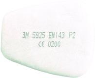 Einlege-Filter 3M 5925 / P2 zu Atemschutzmaske
