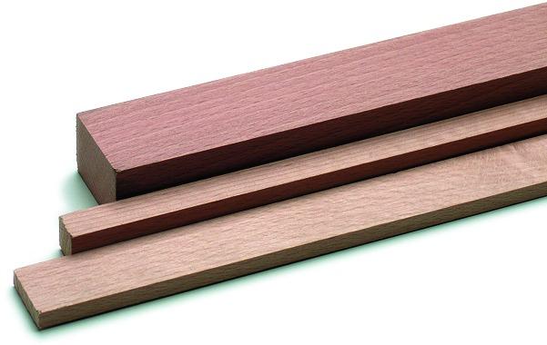 Buchen-Vierkantleisten (Umleimer)