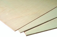 Sperrholz-Platten
