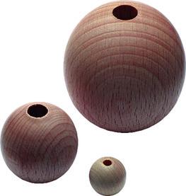 Holzkugeln