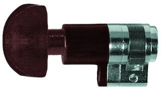 Drehknopfzylinder 90° HAGER Art. 60.3201.16