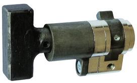 Drehknopfzylinder 90° HAGER Art. 60.3203.13