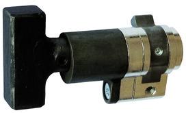 Drehknopfzylinder 90° HAGER Art. 60.3203.15