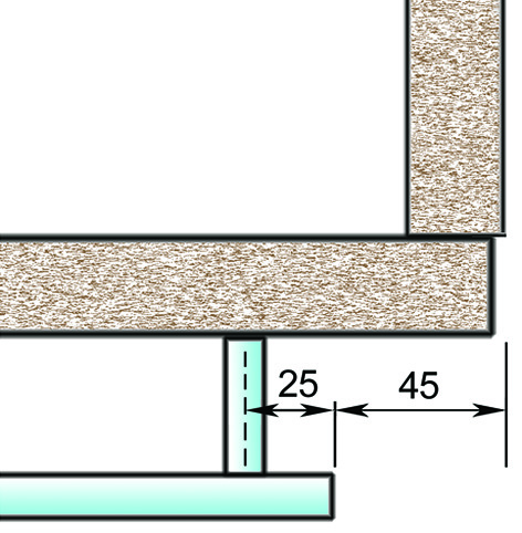 Möbelgriffe ø 12 mm