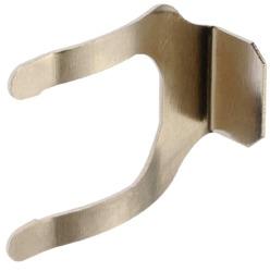 Stahlklammer