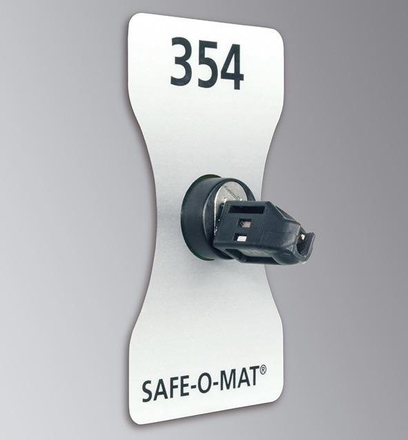 Zubehör zu Garderobensystem SAFE-O-MAT