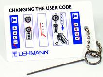 Codierhilfe Dial Lock