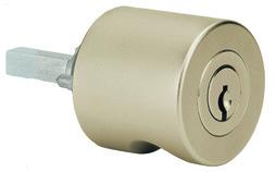 Zylinder-Drehknöpfe HEUSSER 3413.2