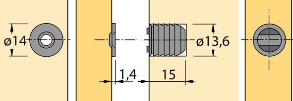 Magnetschnäpper HETTICH
