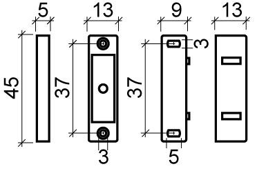 Magnetschnäpper