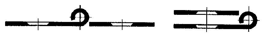 Stangenscharniere