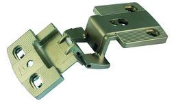 Einachs-Dünntürtopfbänder PRÄMETA SERIE 3000 Flachband, Türauflage 7 mm, Eckband, Rolle bündig