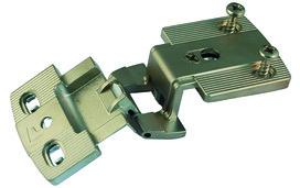 Einachs-Dünntürtopfbänder PRÄMETA SERIE 3000 Flachband, Türauflage 7 mm, Eckband, Rolle mittig