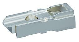 Adapterplatte für Paralleladapter, zum Anschrauben, Distanz 0.0 mm