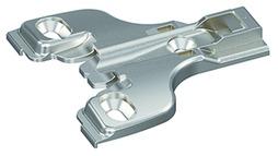 Face-Frame-Montageplatten HETTICH System 8000, Eckmontage, zum Anschrauben