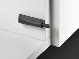 Push-to-open Pin zum Anschrauben HETTICH