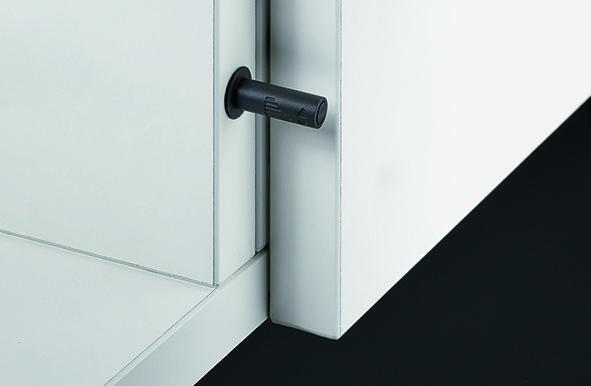 Push-to-open Pin Strong, zum Einbohren HETTICH