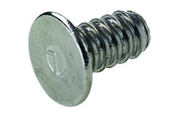 Gegenplatte HETTICH für Push-to-open Magnet, zum Einpressen