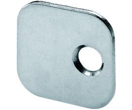 Gegenplatte HETTICH für Push-to-open Magnet