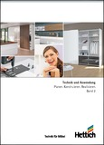 Katalog HETTICH Technik und Anwendung - Band 2