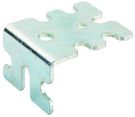 Verbindungswinkel HETTICH für 32 mm Lochreihen